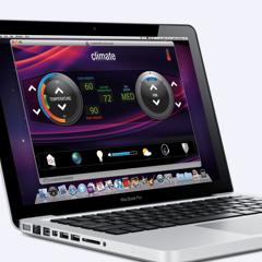 Виртуальная тач-панель на ноутбуке