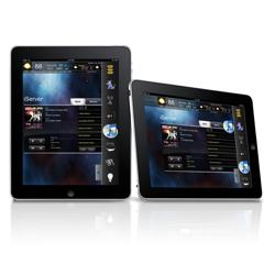 iPad для управления домом